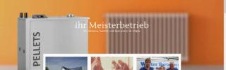 Wir gehen mit unserer neuen Webseite online